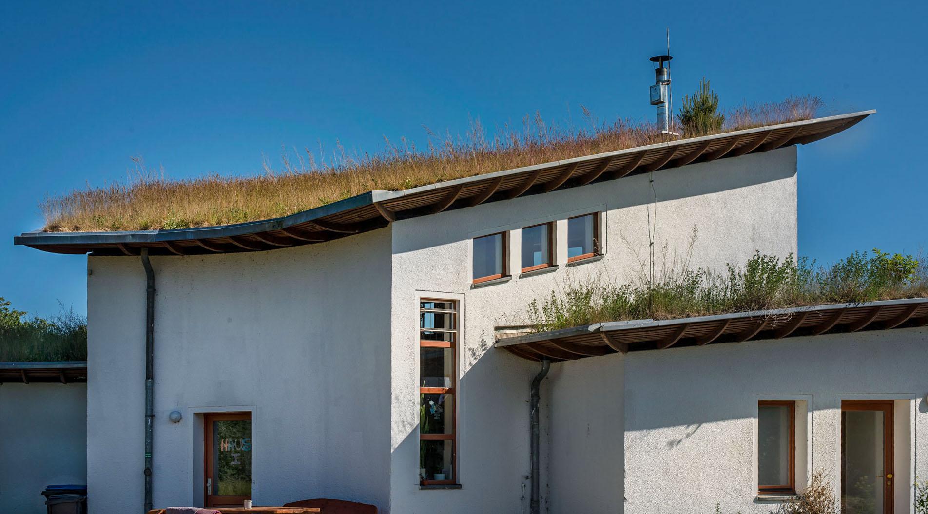 Ökologisches Bauen auf dem Jugendhof Brandenburg