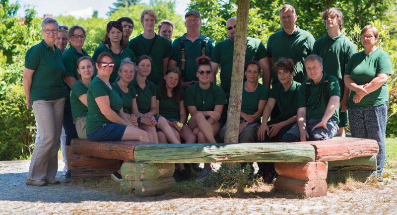 Über uns - Team Jugendhof Brandenburg